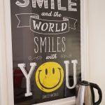 Bild mit Smiley
